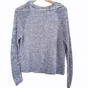 American Eagle Hooded Pullover Sweater Size S